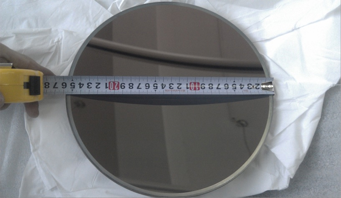 Large Germanium Lens